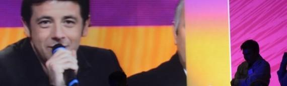 Patrick Bruel, parrain du Téléthon 2013