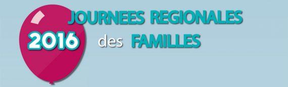 Journées Régionales des Familles