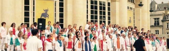Lancement du Téléthon à Rennes