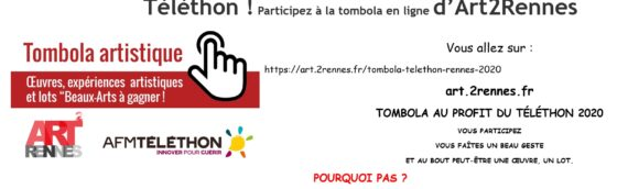 Tombola Art 2 Rennes