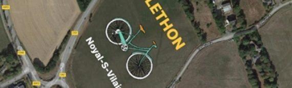 Téléthon et le Tour de France